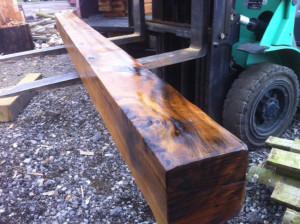lump-wood