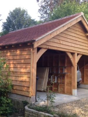 Oak Garages