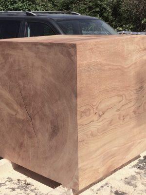 Huge cedar of lebanon block for sale
